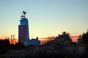Der Leuchtturm von Kylmäpihlaj